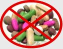 Pills just dont works, ineffective in  most cases, do not desolve,in one end and out the other